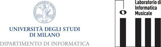 University of Milan logo, Laboratorio di Informatica Musicale logo