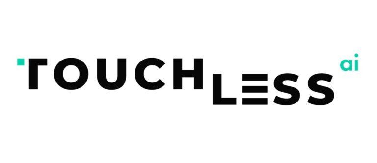 Touchless logo